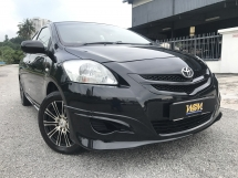 2010 TOYOTA VIOS 1.5 (M) LOW MILAGE FUL SPEC LIKE NEW