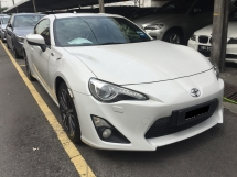 2012 TOYOTA 86 2.0 (A) GT Registered 2013 CBU