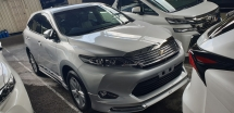 2017 TOYOTA HARRIER 2.0 NEW FACELIFT ACTUAL YEAR MAKE 2017 MODELISTA BODYKIT
