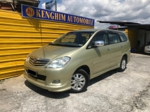 2009 TOYOTA INNOVA 2.0 G (A) FULL SPEC TRD KIT
