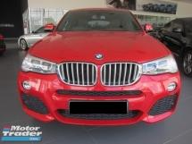 2015 BMW X4 x drive 28i M sport