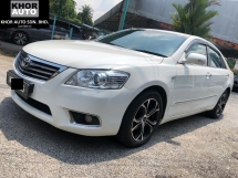 2011 TOYOTA CAMRY 2.4V  FACELIFT (A) WHITE EDITION TRD SPORT RIMS