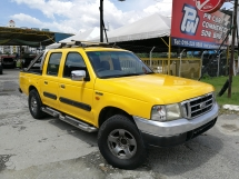 2004 FORD RANGER 2.5 XL TDI 4X4 DOUBLE CAB