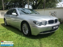 2003 BMW 7 SERIES 735IL Imported New