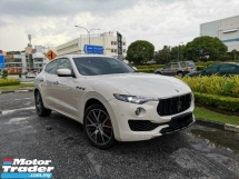 2017 MASERATI OTHER Levante 3.0 Diesel TurboCharged Full Option Sport Spec. HIGHEST Grade CAR. Genuine LOW Mileage.