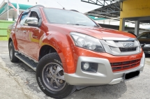 2014 ISUZU D-MAX 3.0 V-CROSS 4x4 (A) NEW FACELIFT
