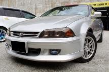 2002 HONDA ACCORD Honda ACCORD 2.3 VTEC EURO TYPE R (A) CITY CIVIC