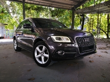 2013 AUDI Q5 2.0 SLine Maintained by Audi Malaysia