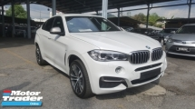 2015 BMW X6 M50d 3.0 Diesel UNREG 1 YEAR WARRANTY