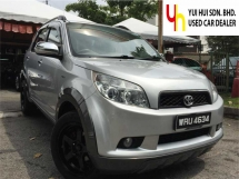 2008 TOYOTA RUSH TOYOTA RUSH 1.5S SUV (A) 1 LADY TEACHER OWNER FULL SPEC