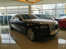 2017 ROLLS-ROYCE GHOST 6.6L Series II Extended Wheel Base NEW Car Condition 2017'. Genuine LOW Mileage