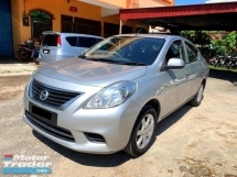 2012 NISSAN ALMERA 1.5 FULL Spec(AUTO)2012 Only 1 Careful LADY Owner, 65K Mileage,TIPTOP,ACCIDENT-Free, DIRECT-Owner, NEGOTIABLE with AIRBEG FULL Spec