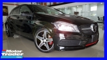 2015 MERCEDES-BENZ A250 AMG NIGHT EDITION TOP CONDITION WITH PAN ROOF - UNREG  - LAST UNIT