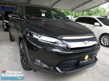 2014 TOYOTA HARRIER elegane two tone interior unreg 2014