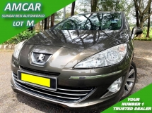 2012 PEUGEOT 408 1.6 THP (A) TURBO [LOW PRICE] RAYA SALE