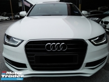 2014 AUDI A4 1.8 FACELIFT (A)FULL S LINE SUNROOF