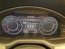 2015 AUDI Q7 3.0 TDI S Line Quattro Power Boot Local AP Unreg