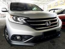 2016 HONDA CR-V  4WD FACELIFT (A) 100% LIK NEW