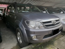 2005 TOYOTA FORTUNER 2.7 V (ACTUAL YR MADE 2005)