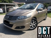2011 HONDA CITY 1.5 E MODULO (A)F/SPEC High Loan HIGH SPEC PADDLESHIFT ONE MALAY OWNER BEFORE TIP TOP  CONDITION