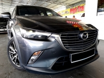 2018 MAZDA CX-3 FULL SERVICE RECORD SUNROOF