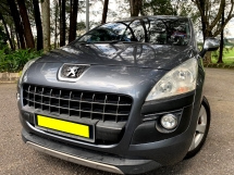2013 PEUGEOT 3008 1.6 THP (A) TURBO PANORAMIC FULL LOAN