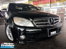 2012 MERCEDES-BENZ C-CLASS C200 AMG CBU 1.8(A)100% CARKING