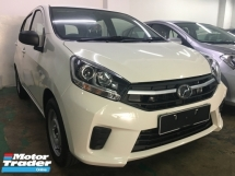 2019 PERODUA AXIA E FACELIFT MANUAL  FAST CAR RAYA SALES PROMOTION