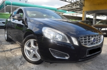 2013 VOLVO S60 1.6 T4 (A) FACELIFT FULL SERVICE RECORD
