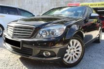 2007 MERCEDES-BENZ CL Mercedes Benz C180 LEATHER ELECSEAT C200 C230 C250