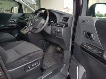 2014 TOYOTA VELLFIRE 2014 Toyota vellfire 2.4 ZG Sun Roof Power Boot Pilot Seat Unregister for sale