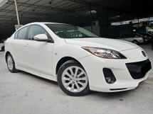 2013 MAZDA 3 Mazda 3 1.6 AT ONEOWNER TIP TOP CONDITION