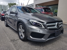 2014 MERCEDES-BENZ GLA 2014 Mercedes GLA180 AMG Japan Spec Power Boot Radar System Unregister for sale