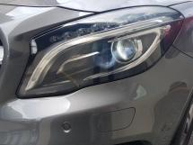 2014 MERCEDES-BENZ GLA 2014 Mercedes GLA180 AMG Japan Spec Power Boot Radar System Unregister for sale