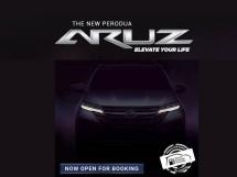 2019 PERODUA KEMBARA Perodua All New SUV ARUZ OPEN BOOKING NOW
