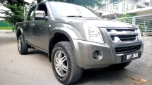 2013 ISUZU D-MAX 2.5L 4X2 DOUBLE CAB * NOT OFF ROAD USE