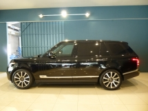 2014 LAND ROVER RANGE ROVER VOGUE 5.0 SuperCharged AutoBiography Long Wheel Base (L.W.B)Fully Loaded. Sport. Porsche Land Rover