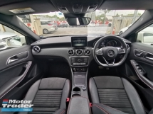 2016 MERCEDES-BENZ A-CLASS A180 AMG NEW FACELIFT JAPAN MODEL UNREG - SUPER SALES -