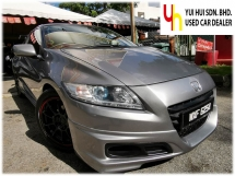 2012 HONDA CR-Z Honda CR-Z 1.5 (A) 1 OWNER FULL BODYKIT