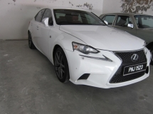 2013 LEXUS IS250 IS250 F SPORT