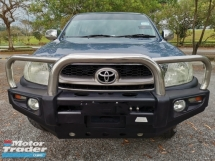 2009 TOYOTA HILUX DOUBLE CAB 2.5G (AT) CHY Last Call Promotion Cheaper Sell