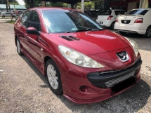 2012 PEUGEOT 207 1.6 (A) ONE CAREFUL OWNER ONLY