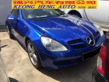 2007 MERCEDES-BENZ SLK SLK200 Registered 2011