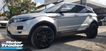 2014 LAND ROVER EVOQUE 2.0 UNREG JPN SPEC CARNIVAL SALES BIG OFFER RM189,000.00