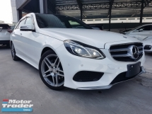 2015 MERCEDES-BENZ E-CLASS 2015 Mercedes E250 AMG NFL 2.0 Jpn Spec Pan Roof 4 Camera Pre Crash F/Leather Unregister for sale