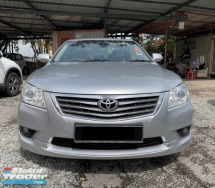 2012 TOYOTA CAMRY 2.4 V (A) BODYKITS LEATHER SEAT