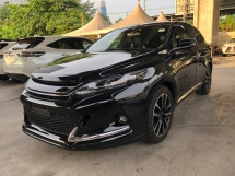 2016 TOYOTA HARRIER 2.0 GS SPORT PANORAMIC ROOF ALPINE POWER BOOTH 4 CAMERA 2016 JPN UNREG