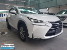 2014 LEXUS NX 2014 Lexus NX200T Version L Sun Roof 4 Camera Power Boot BSM Full Leather Unregister for sale