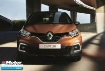 2019 RENAULT CAPTUR  1.2 turbocharger B CLASS SUV  IN STOCK NOW