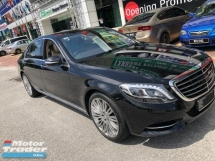 2016 MERCEDES-BENZ S-CLASS S400 L HYBRID PETROL JUNE 2016